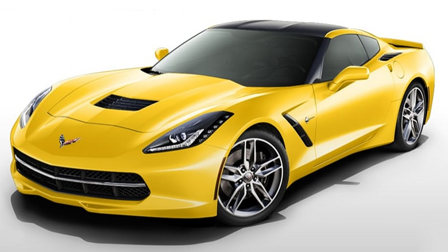 2014 Chevrolet Corvette Stingray colorizer