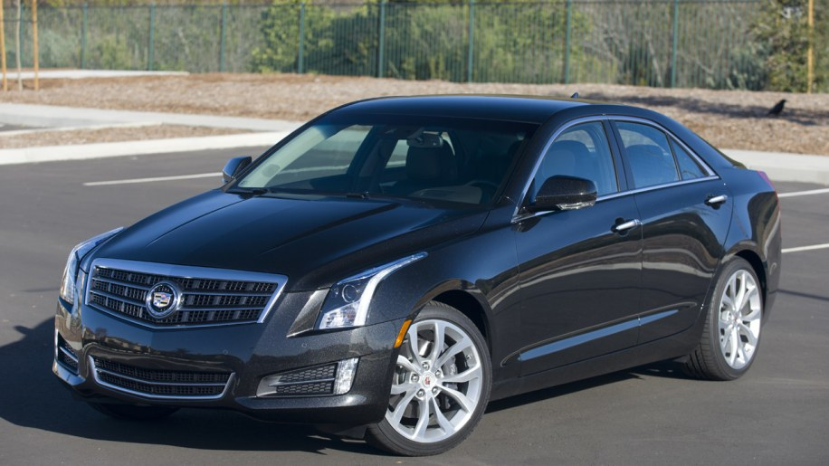 2013 cadillac ats 2 0t 6mt photo gallery autoblog. Black Bedroom Furniture Sets. Home Design Ideas