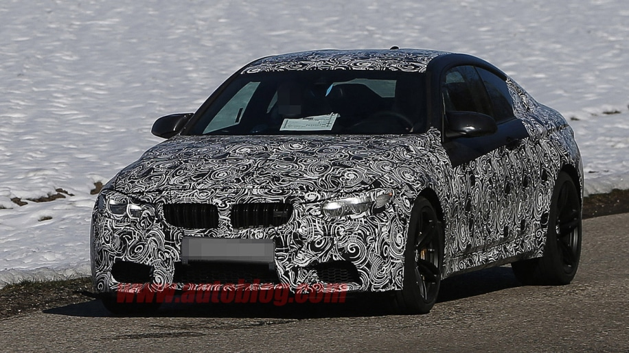BMW M4 Concept headed for Pebble Beach?