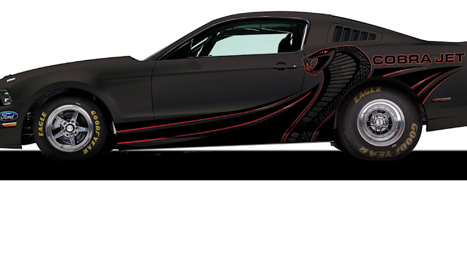2014 ford cobra jet announced with new colors parachute mount autoblog. Black Bedroom Furniture Sets. Home Design Ideas