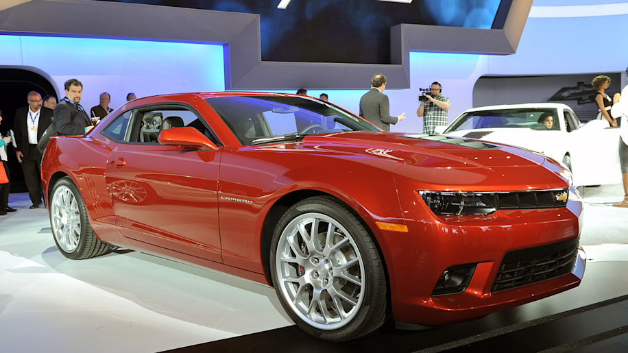 Don't forget about the 2014 Chevrolet Camaro SS