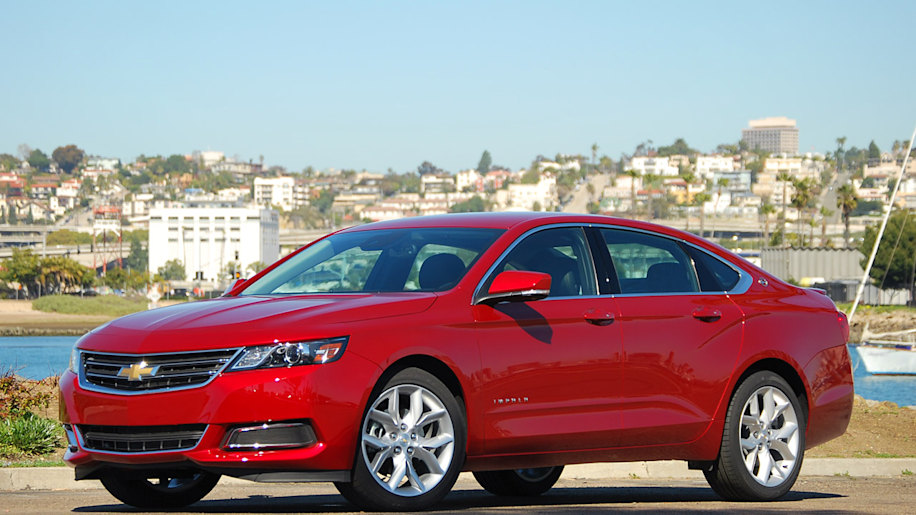 2014 15 chevy impala recalled over airbag fault autoblog slide 156414 voltagebd Image collections