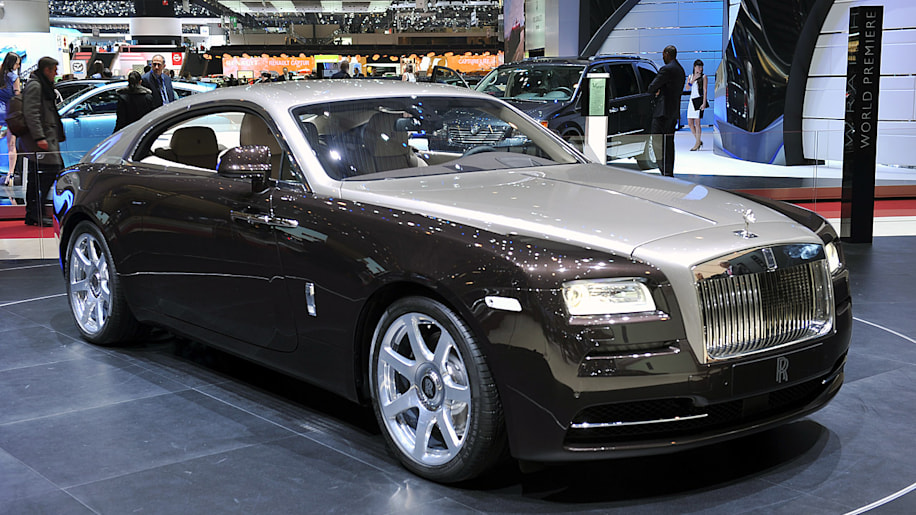 2014 Rolls-Royce Wraith is everything you need, everything you don ...