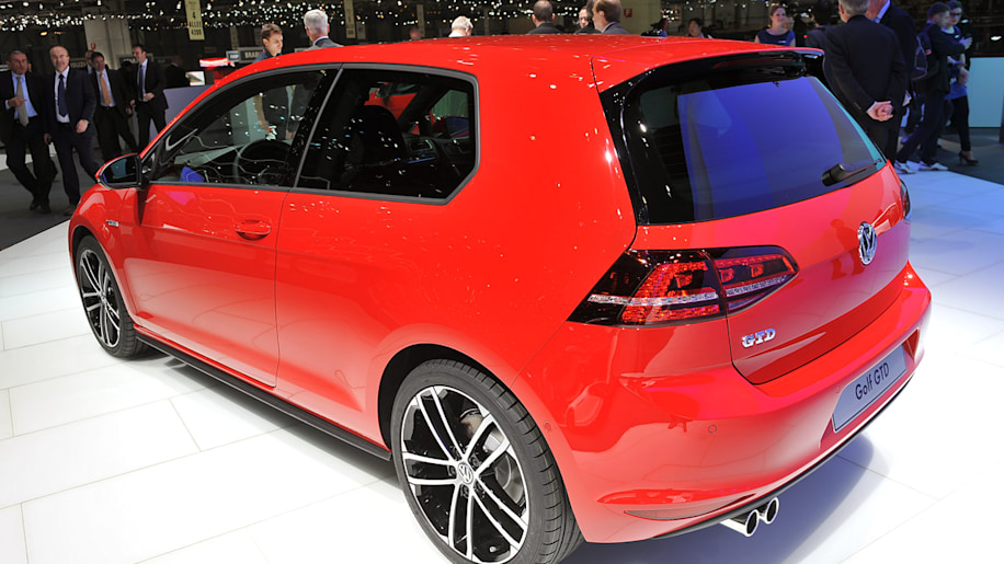 2014 Volkswagen Golf Gtd Is Our Favorite Oil Burning Gti