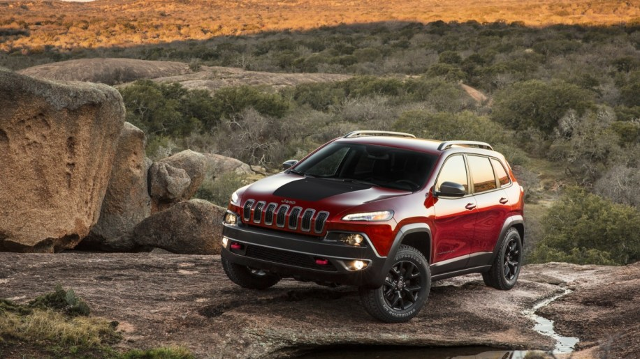 Jeep Cherokee to get high-power SRT workup
