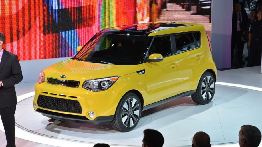 2014 Kia Soul totally redesigned, now bigger and more ...