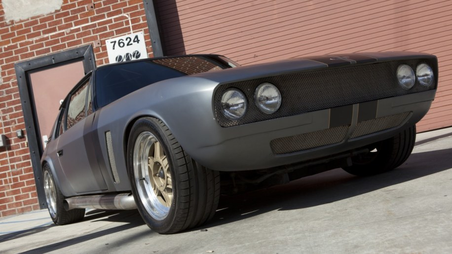 Jensen Interceptor surprises car geeks in Fast & Furious 6 ...