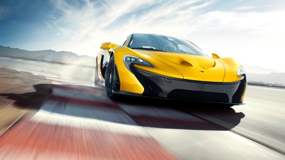 McLaren going all-hybrid within ten years