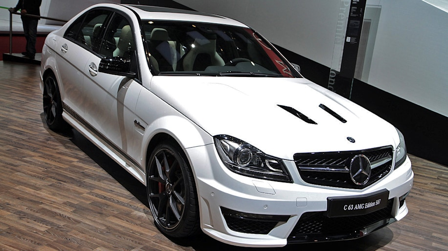 2014 mercedes benz c63 amg edition 507 still lights our fire slide 157474 sciox Gallery