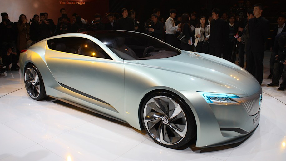 Buick Riviera Concept debuts in China
