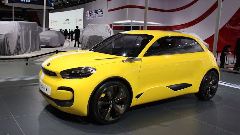 Kia Cub Concept wanders over from Seoul