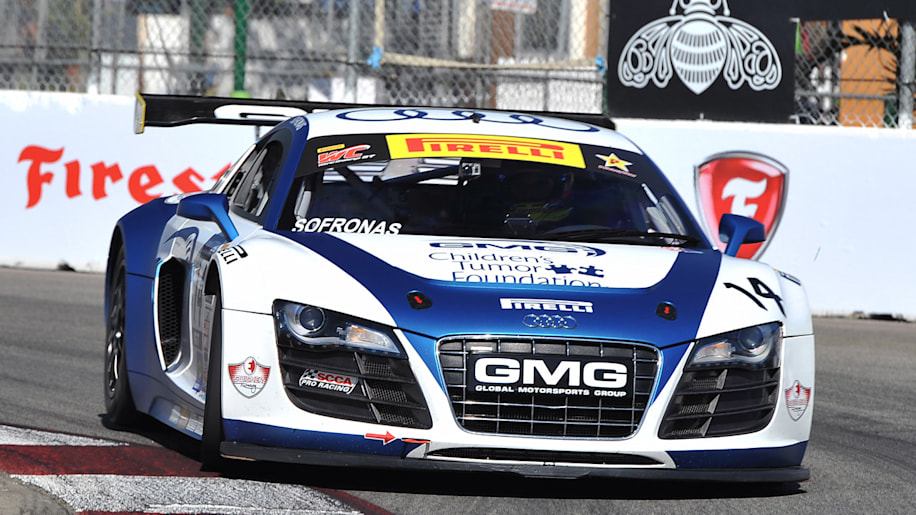 Audi R8 LMS claims second victory in SCCA World Challenge series