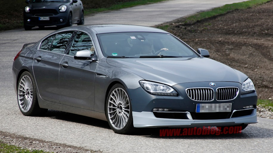 BMW 6 Series Gran Coupe getting Alpina treatment - Autoblog