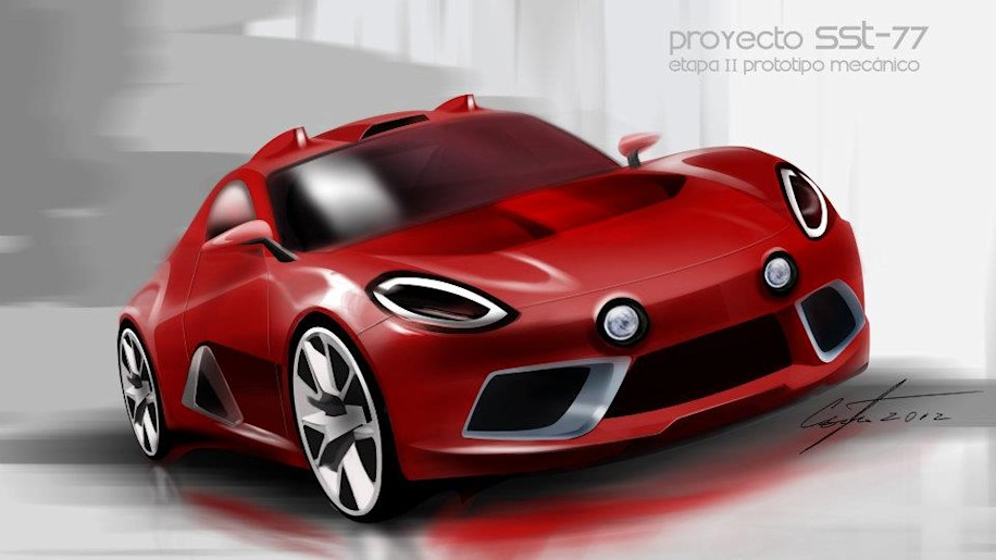 Renault A-110 revival also planned in... Mexico?