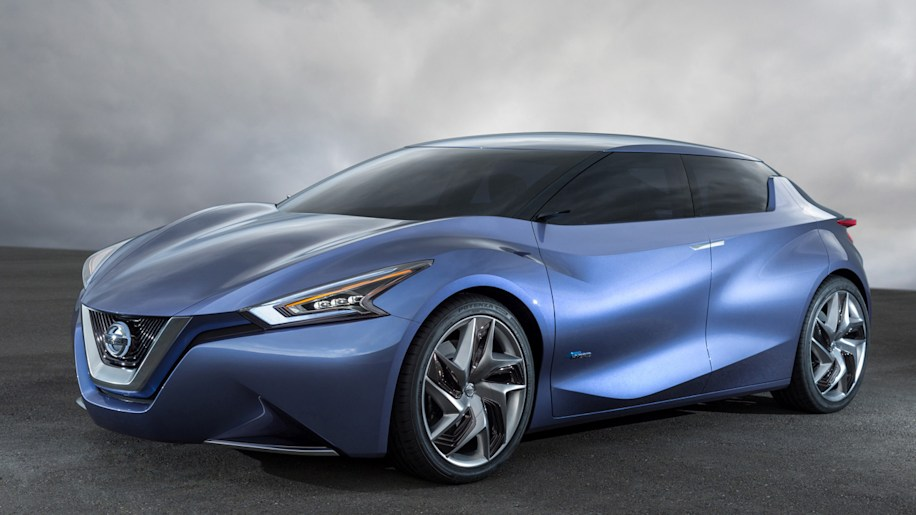 Nissan design to show more Chinese influence