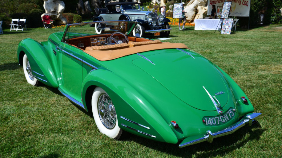 Ventura Farms Inaugural Concours Invitational doesn't disappoint