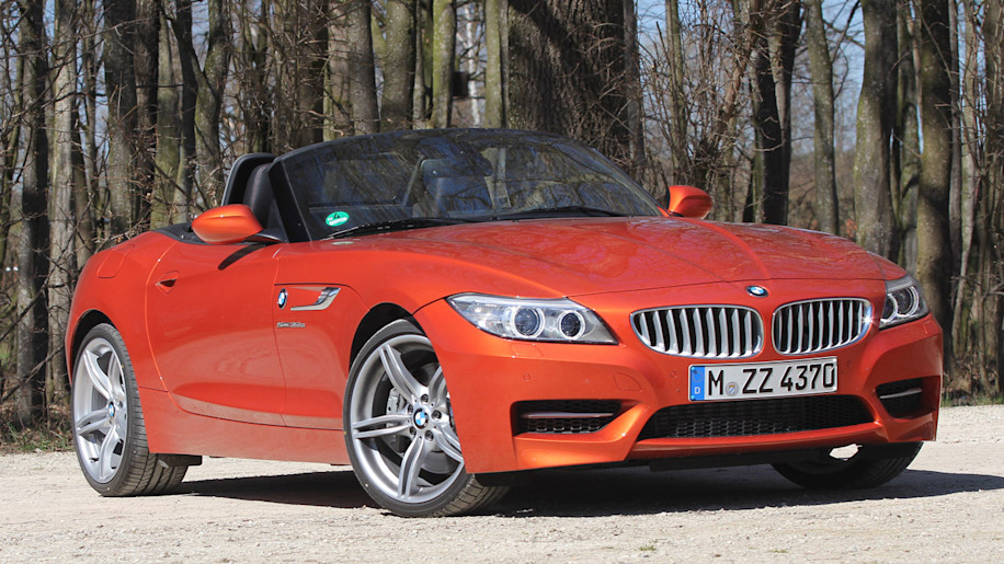 BMW planning smaller Z2 roadster