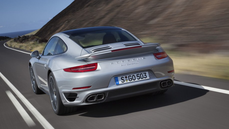 2014 Porsche 911 Turbo and Turbo S debut [w/video]