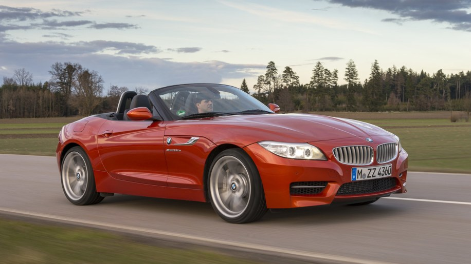2014 Bmw Z4 Sdrive35is Quick Spin Photo Gallery Autoblog