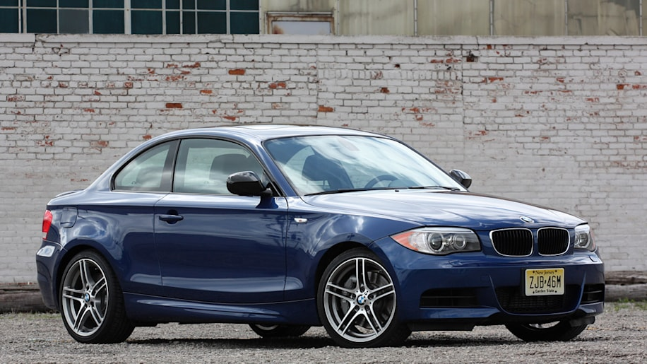 BMW Series Dead For Autoblog - Bmw 1 series 2014