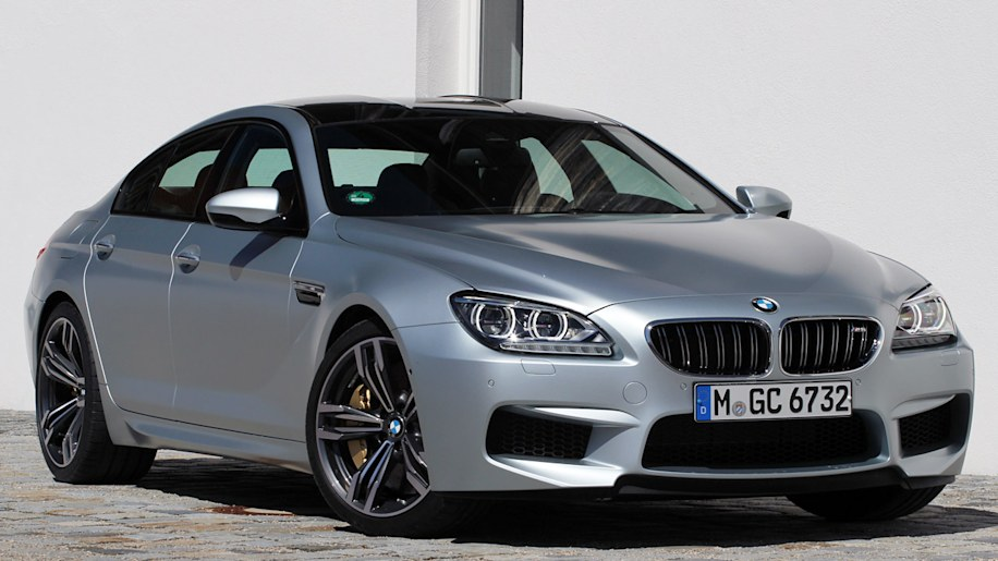 2014 bmw m6 gran coupe first drive autoblog. Black Bedroom Furniture Sets. Home Design Ideas