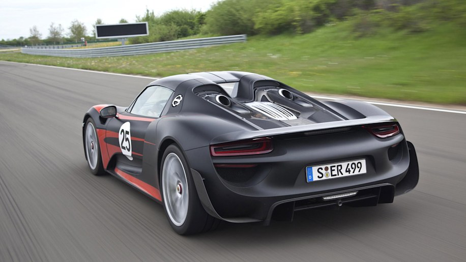 2015 porsche 918 spyder photo gallery autoblog. Black Bedroom Furniture Sets. Home Design Ideas