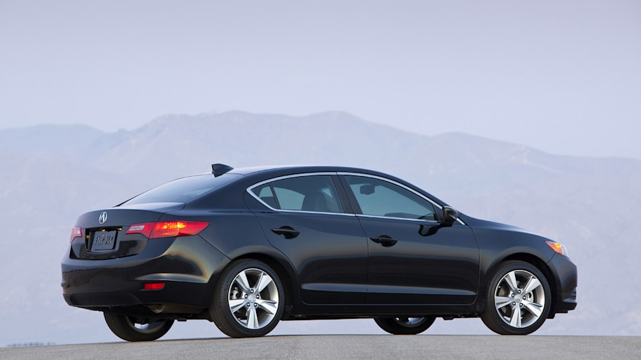 2014 Acura ILX gets upgrades after just one year  Autoblog