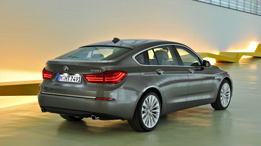 Bmw 5 series gran turismo wont be a one and done model autoblog slide 147639 sciox Choice Image