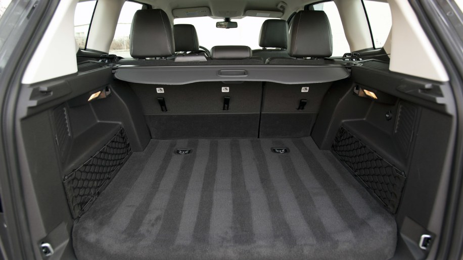 Ford C Max Cargo Space