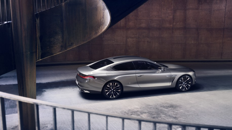 Bmw Pininfarina Gran Lusso Coupe Photo Gallery Autoblog