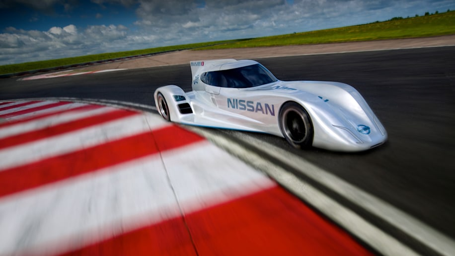 Nissan working on something radical for Le Mans