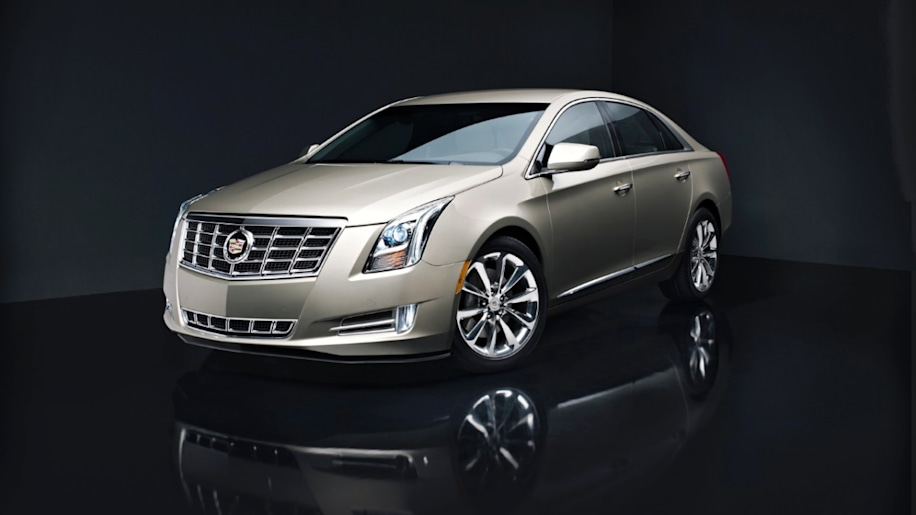cadillac won 39 t replace xts after 2019 autoblog. Black Bedroom Furniture Sets. Home Design Ideas