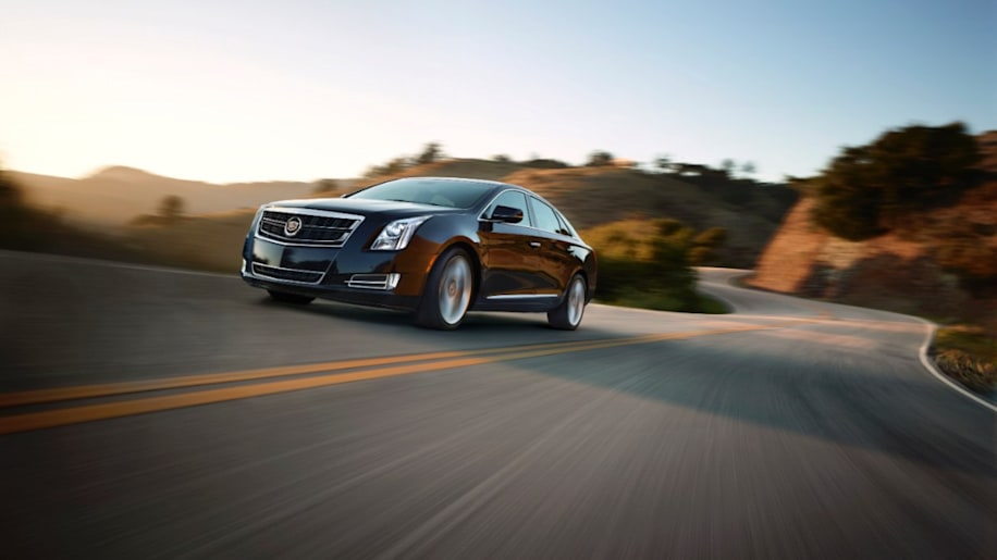 Cadillac prices 410-hp XTS Vsport from $63,020*