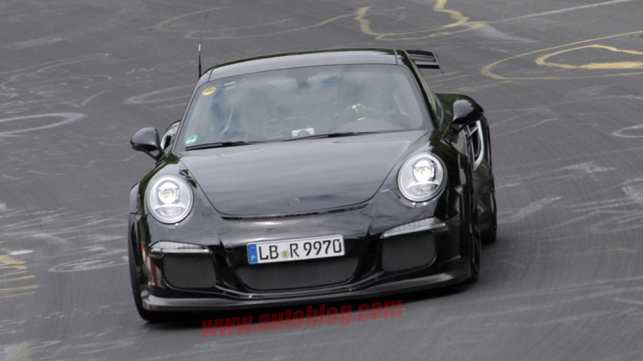 porsche 911 gt2 spy shots photo gallery autoblog. Black Bedroom Furniture Sets. Home Design Ideas