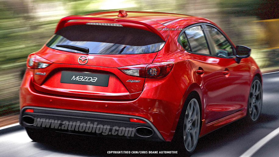 Mazda won 39 t build new mazdaspeed3 or 6 based on current for Mazdaspeed 6 exterior mods
