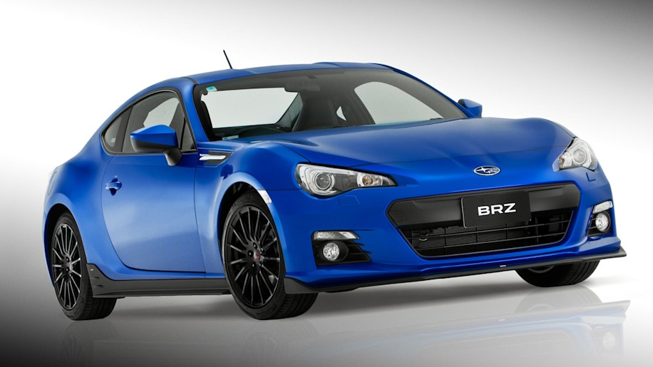 Subaru gives Aussies BRZ Sports Pack