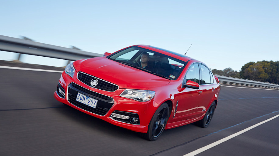 2014 Holden VF Commodore SS V Redline