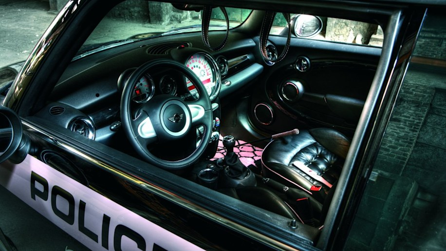 Haute couture meets car life ball mini by agent for Green light motors fremont