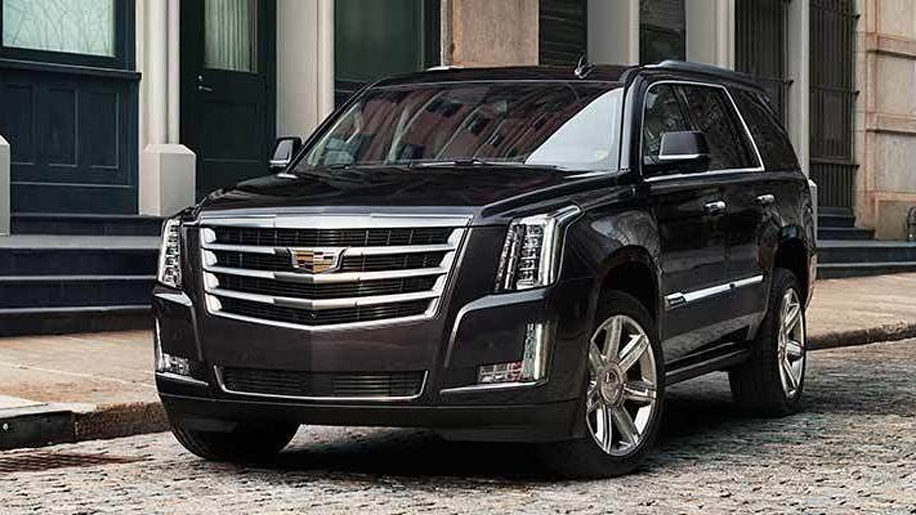Cadillac Escalade in black