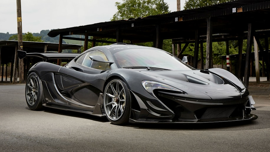 Mclaren Lm Is The World S Most Extreme Exclusive Supercar