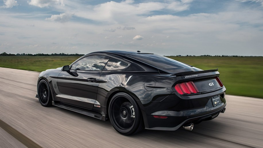 Hennessey 25th Anniversary Edition Hpe800 Ford Mustang For: Hennessey 25th Anniversary Edition HPE800 Is A Ford