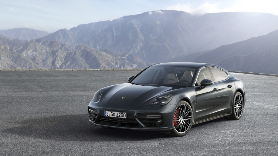 Eight Things We Learned About The 2017 Porsche Panamera