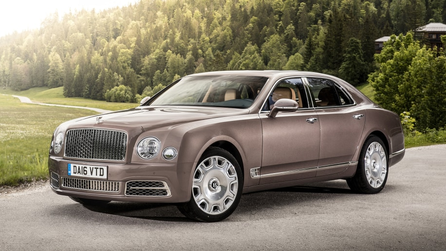 2017 Bentley Mulsanne Speed First Drive Autoblog