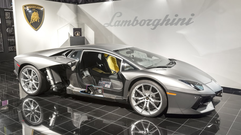 Lamborghini Advanced Composites Structural Laboratory