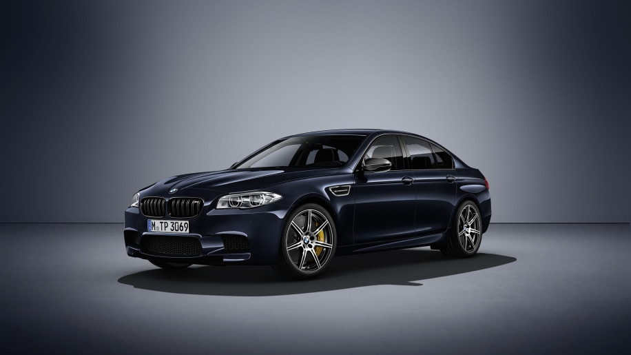 BMW M5 Competition Edition Exterior Front