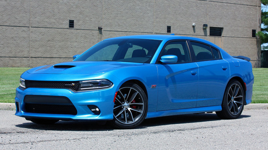2016 Dodge Charger Hellcat Front