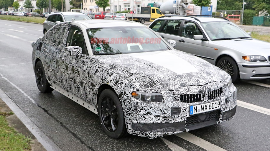 2018 BMW 3 Series Exterior Front