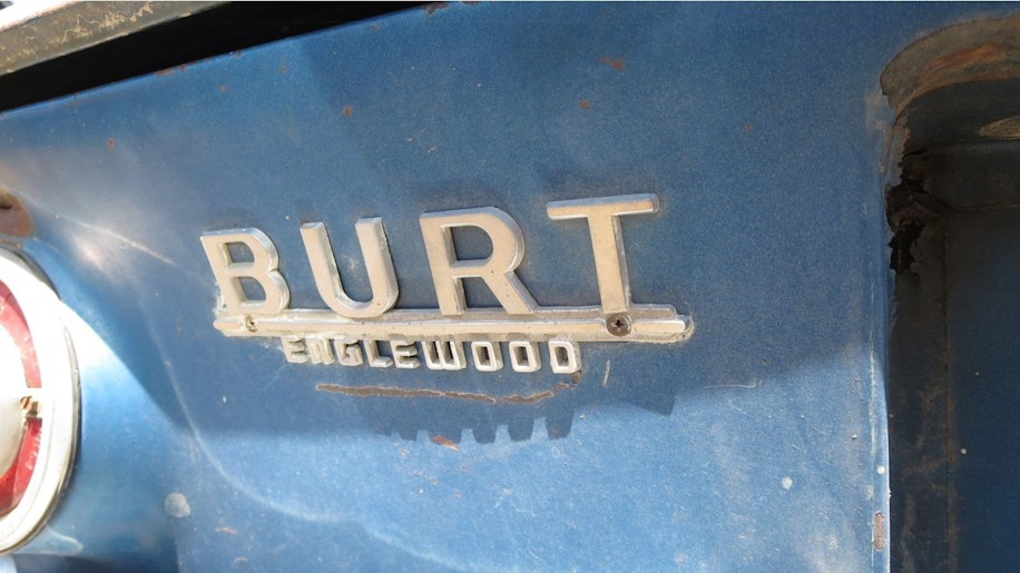 Junked 1964 Chevrolet Corvair Convervible in Denver Photo Gallery - Autoblog