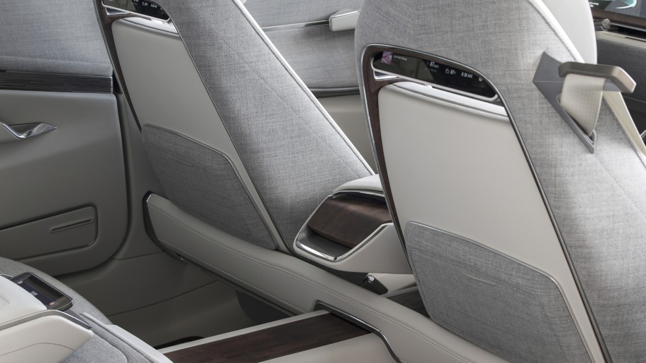cadillac escala concept shows off a softer side of american luxury autoblog. Black Bedroom Furniture Sets. Home Design Ideas