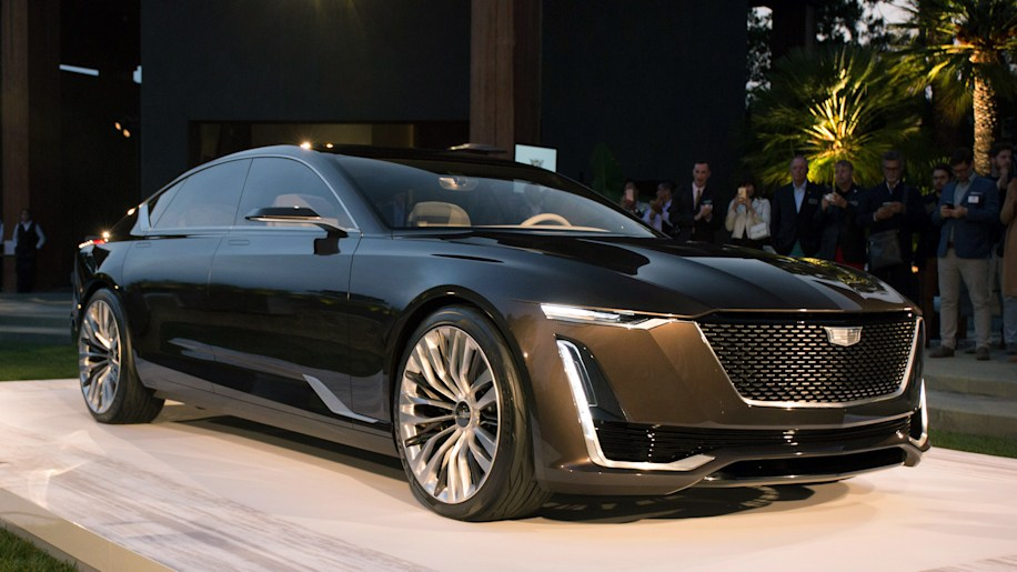 cadillac escala concept shows off a softer side of autos. Black Bedroom Furniture Sets. Home Design Ideas